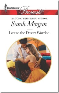 Lost to the Desert Warrior;