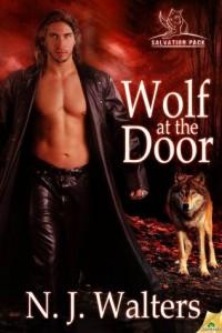 wolfat the door
