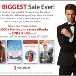 Huge Harlequin Sale!