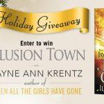 Guest Author Jayne Krentz: Twelve Days of Bookmas *Giveaway*