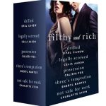 Feature: Filthy and Rich: A Billionaire Menage Romance Box Set